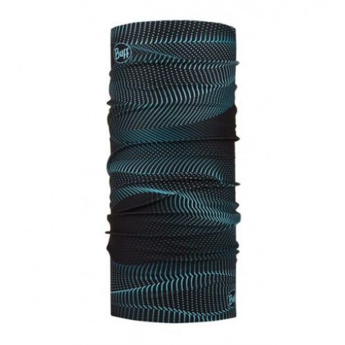 Original BUFF® - Glow Waves Black